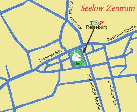 Übersichtkarte Zentrum