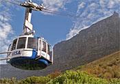 Gondel zum Tafelberg (Südafrika)